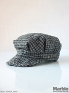 Mighty Shine Harris Tweed Work Cap