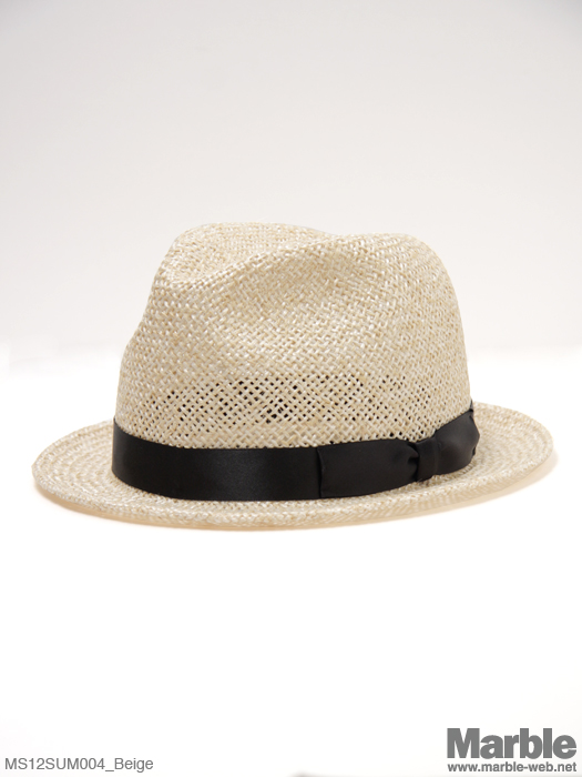 Mighty Shine Viscose satin strew hat
