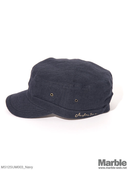 Mighty Shine Linen Daugalle Cap