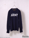 ISLAND KNIT WORKS Knit ARMY