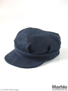 LOSTHILLS Harris Tweed Work Cap