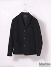 LOSTHILLS Linen Wool Work Jacket