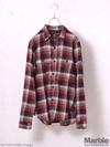 LOSTHILLS 1930 A&F Check Flannel Shirt