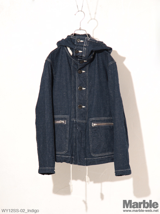 THE WYLER CLOTHING CO. Brave-Man Parka