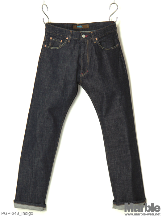 PROGRAM Selvage classic denim