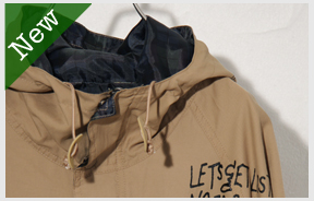 PROGRAM Mountain Parka マウンテンパーカー