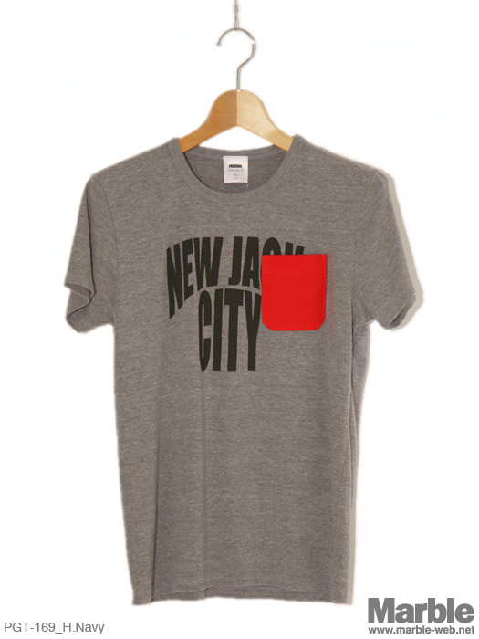 PROGRAM New jack city pocket Tee