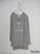 eela My Lover Logo Hoodie