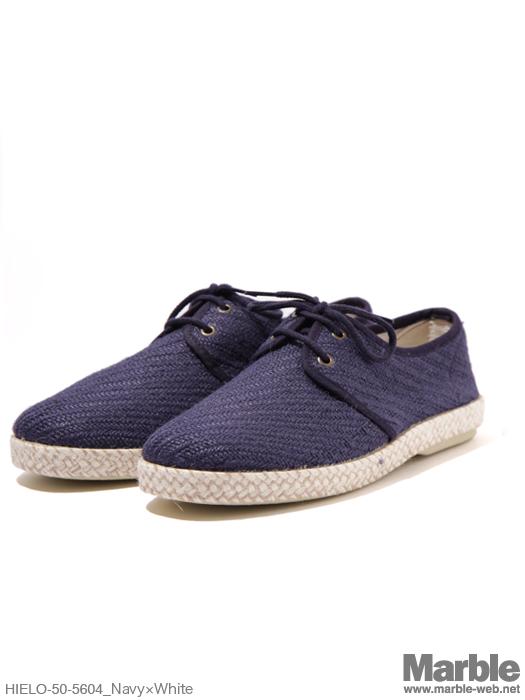HIELO Jute deck shoes 03