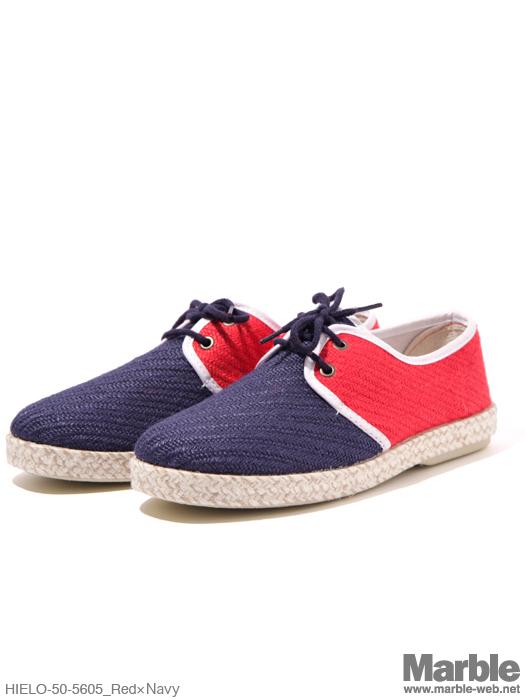 HIELO Jute deck shoes 01