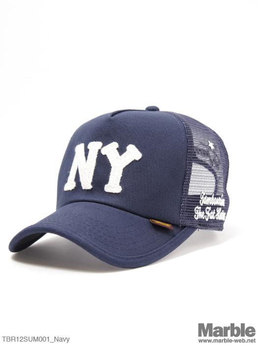 TAMBOURINE NY mesh cap