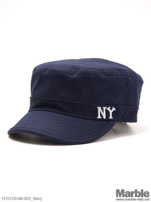 TAMBOURINE NY work cap