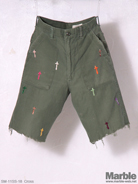 SHANANA MIL US ARMY Utility Shorts