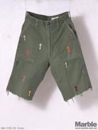 SHANANA MIL US ARMY Utility Shorts
