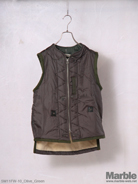 SHANANA MIL US ARMY Force Grand Crew Vest